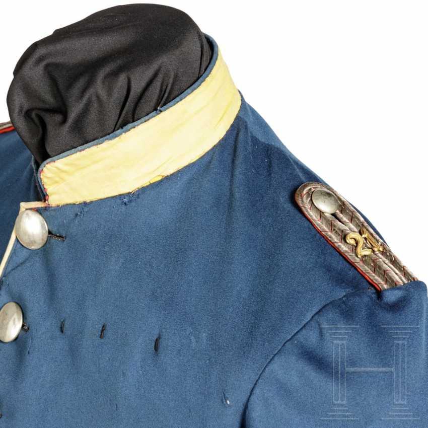 Baden - skirt for a lieutenant in the 2nd Badischer Dragoon Regiment No. 21, around 1900 - photo 3