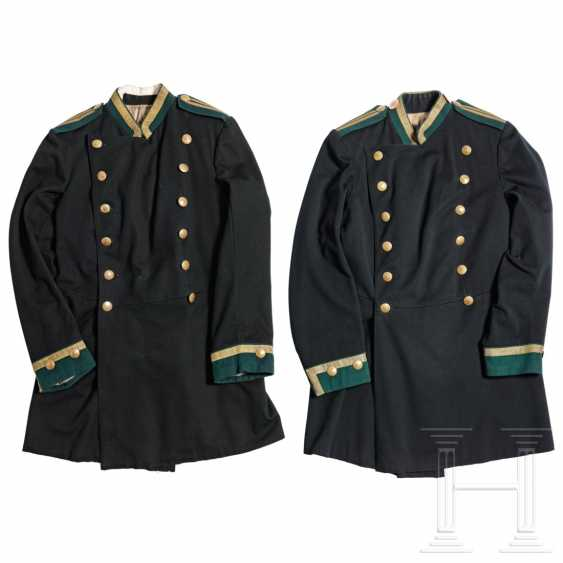 Baden - two skirts for NCOs, around 1900 - photo 1