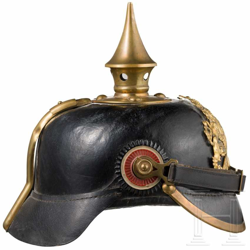 Bavaria - M 1896 helmet for infantry teams - photo 2