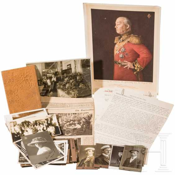 Friedrich Wilhelm Schuler - photo estate from the family of the director of the Bayreuth Festival Administration - photo 2