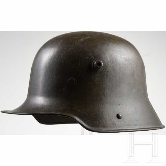 M 16 helmet for storm soldiers in World War I, German Empire - photo 1