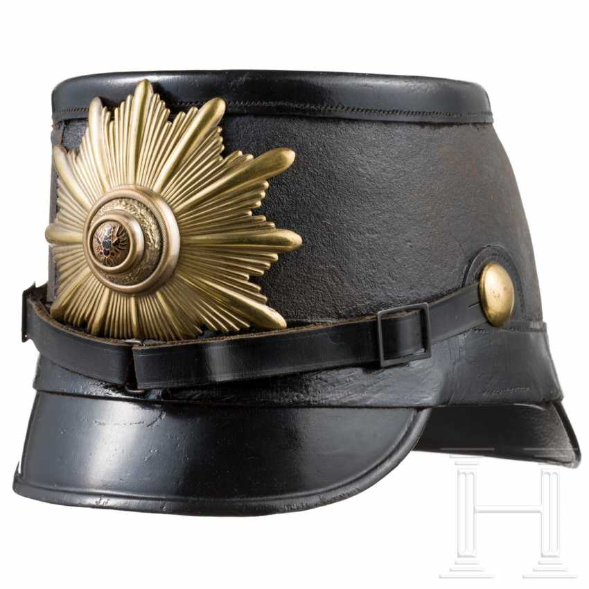 Shako of the Prussian police, around 1925 - photo 1