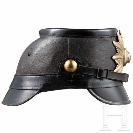 Shako of the Prussian police, around 1925 - photo 2