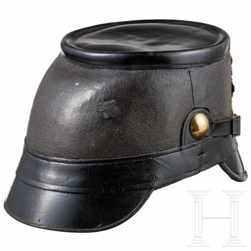 Shako of the Prussian police, around 1925 - photo 3
