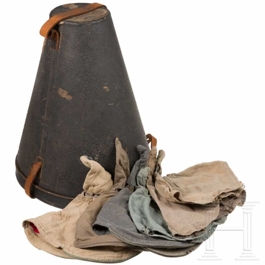 Six helmet covers and a helmet cover - photo 1