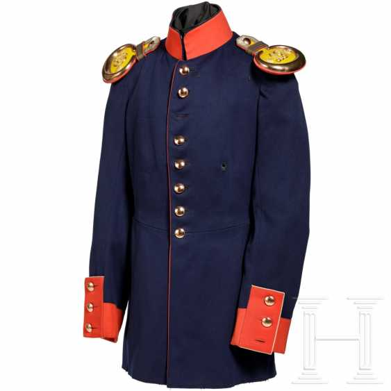 Prussia - skirt for a captain in the infantry regiment of Courbière (2nd Posensches) No. 19 - photo 1