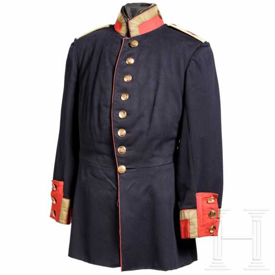 Prussia - tunic for a sergeant in the 4th Baden Infantry Regiment Prinz Wilhelm No. 112, around 1900 - photo 1