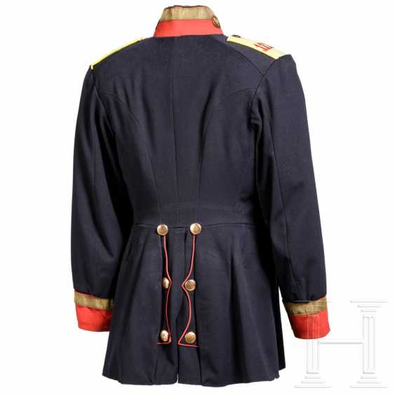 Prussia - tunic for a sergeant in the 4th Baden Infantry Regiment Prinz Wilhelm No. 112, around 1900 - photo 2
