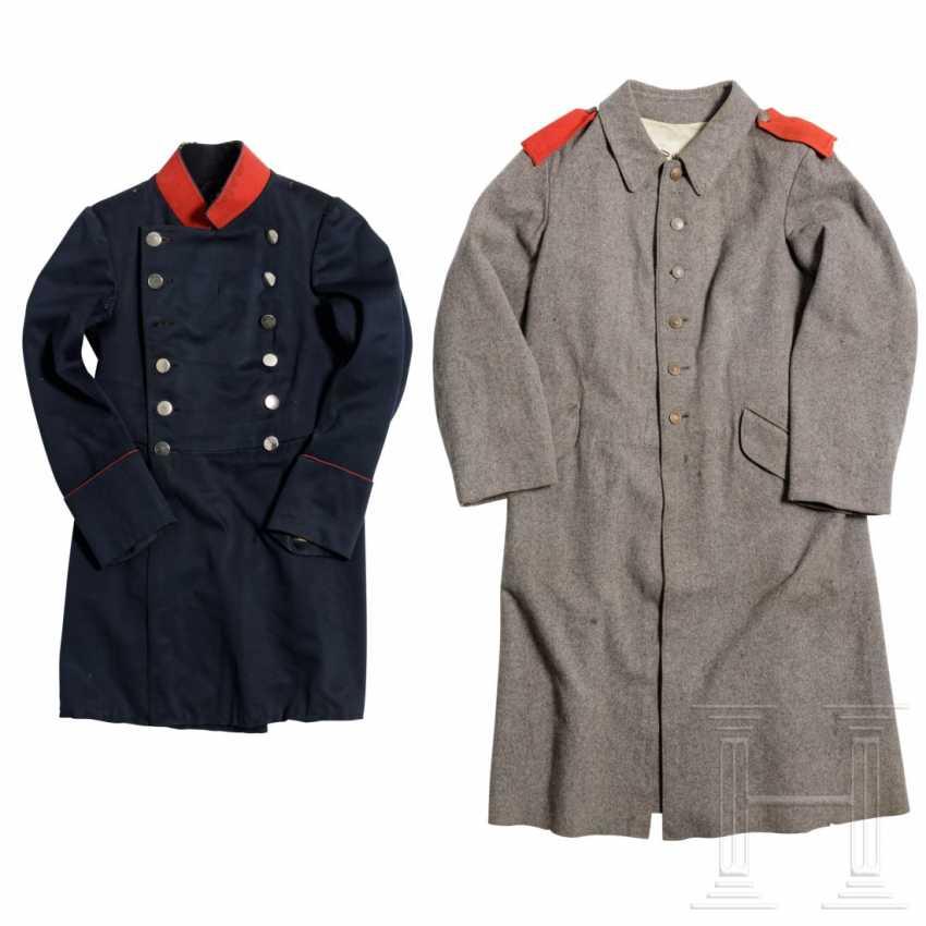 Overskirt and coat, around 1900/1915 - photo 1