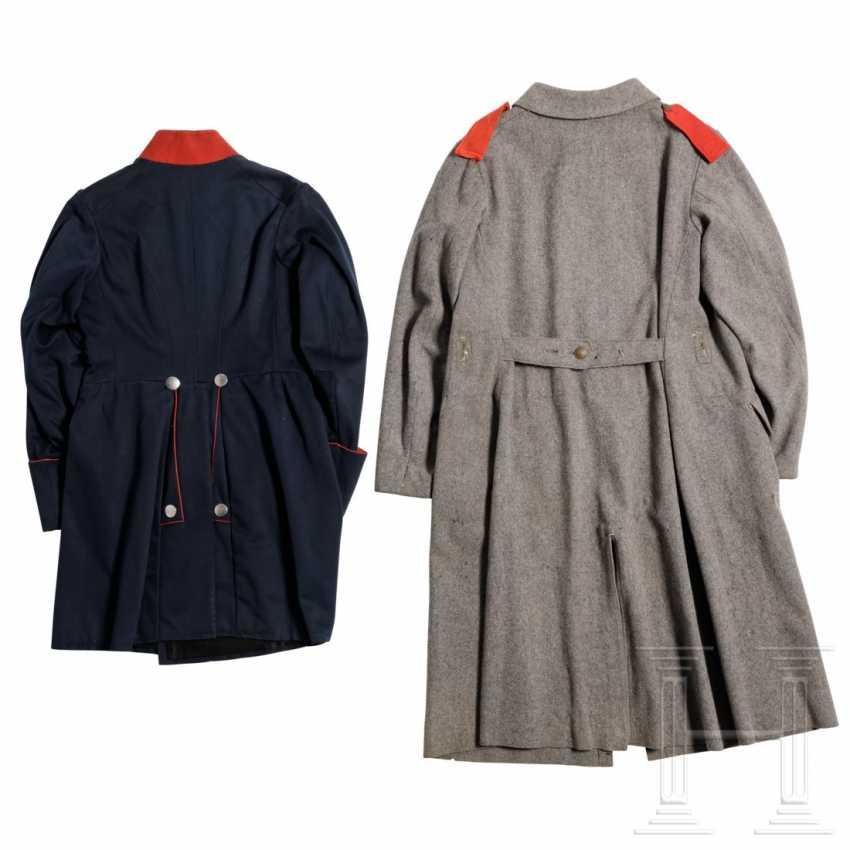 Overskirt and coat, around 1900/1915 - photo 2