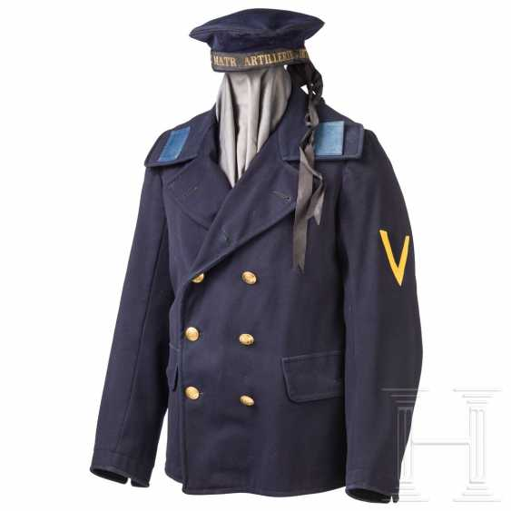 Sailor Schleipfner - cap and Collani (overcoat) - photo 1