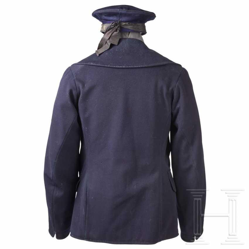 Sailor Schleipfner - cap and Collani (overcoat) - photo 2
