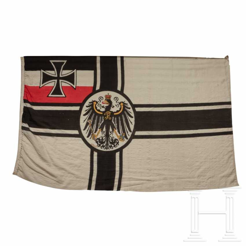 A Imperial Navy War Flag - photo 2
