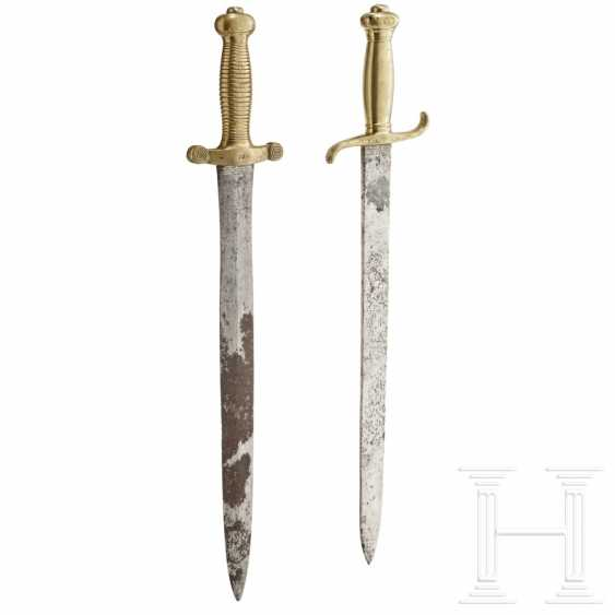 Prussia - two fascine knives, 19th century - photo 2