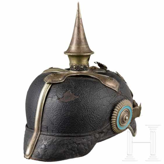 Württemberg - helmet for officers of the cavalry, around 1900 - photo 3