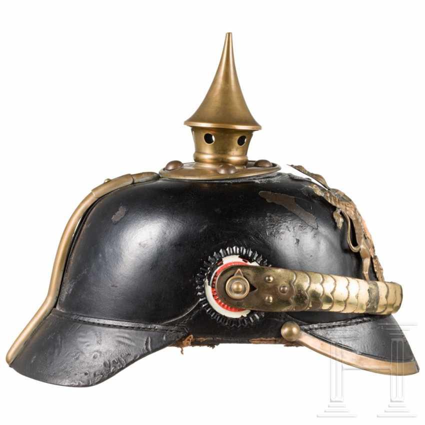 Württemberg - Helmet for infantry teams, around 1900 - photo 2