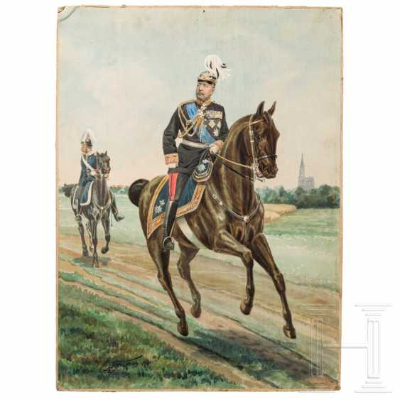 Collection of imperial telegrams and graphics - photo 2