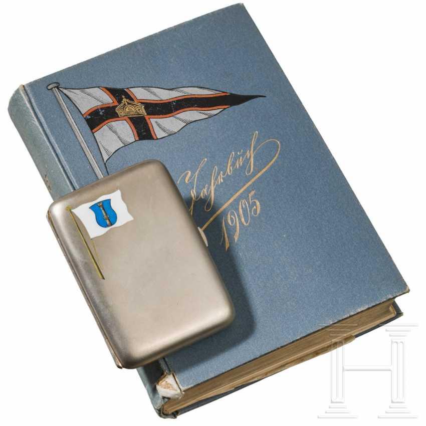 "Crown Prince Wilhelm of Prussia (1882 - 1951) - ""Yacht Angela"" gift box - photo 1"
