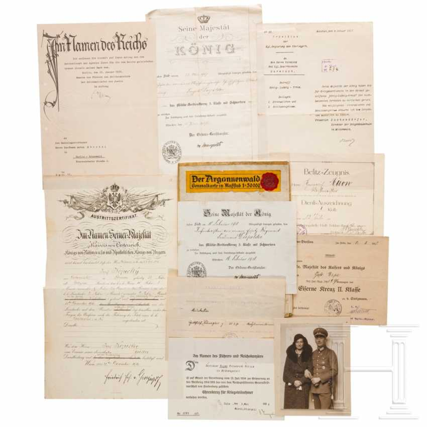 Group documents Germany 1st and 2nd World War - photo 1