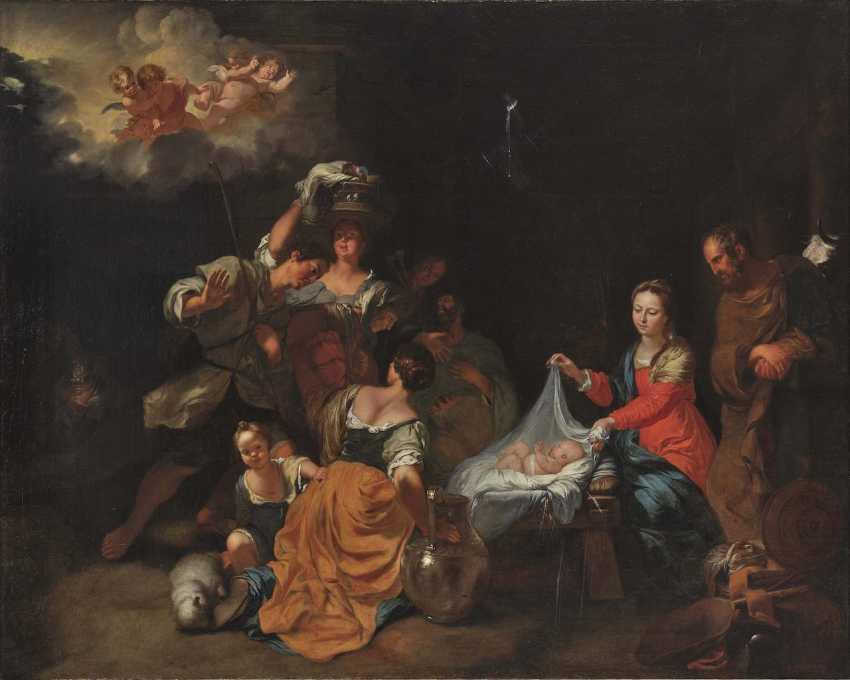 Gérard de Lairesse - The Adoration of the Shepherds - photo 1