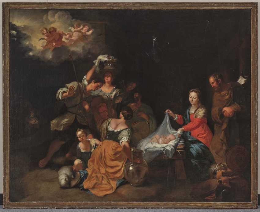 Gérard de Lairesse - The Adoration of the Shepherds - photo 2
