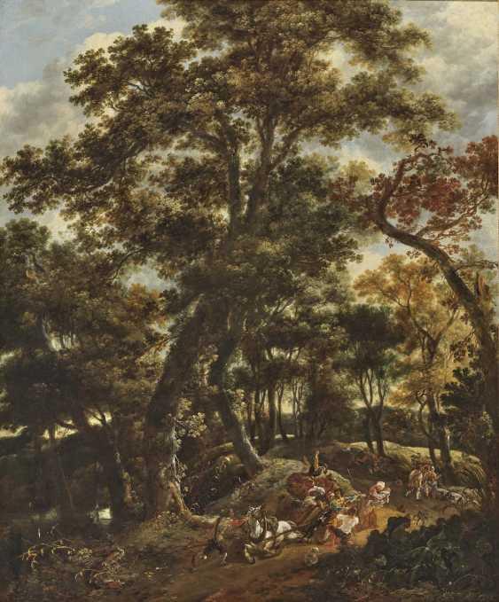 Adriaen Hendriksz. Verboom - attack in the forest - photo 1