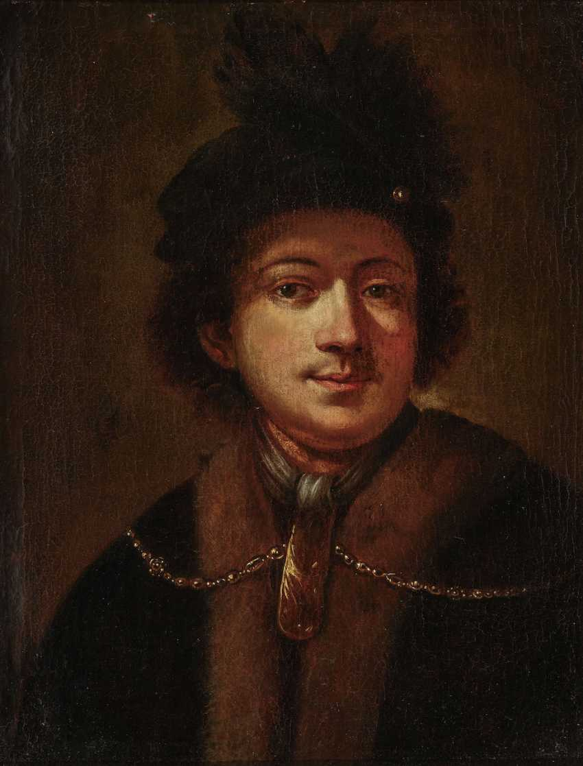 Netherlands - Portrait of a Young Man, 17th century - photo 1