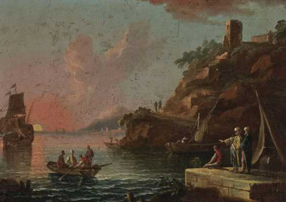 Vernet, Claude-Joseph, Succession - Harbor Scenes - photo 1