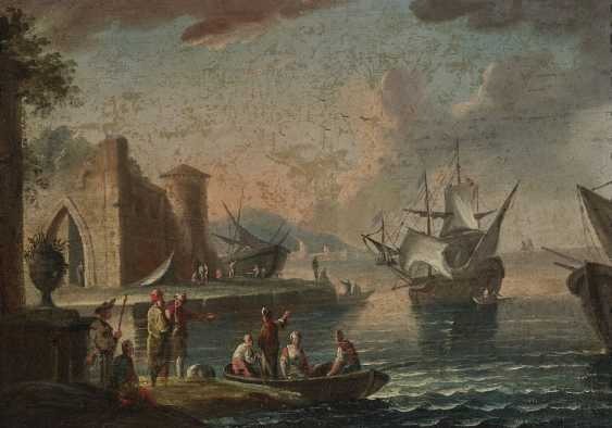Vernet, Claude-Joseph, Succession - Harbor Scenes - photo 2