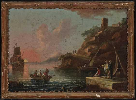 Vernet, Claude-Joseph, Succession - Harbor Scenes - photo 3