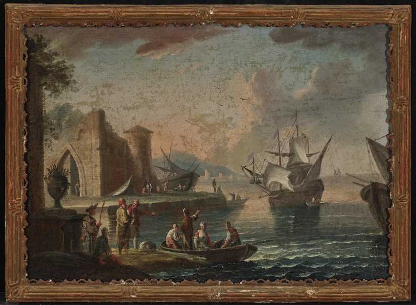 Vernet, Claude-Joseph, Succession - Harbor Scenes - photo 4