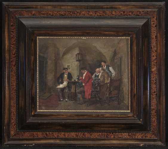 Wilhelm Roegge the Elder J. - In the wine cellar - photo 2