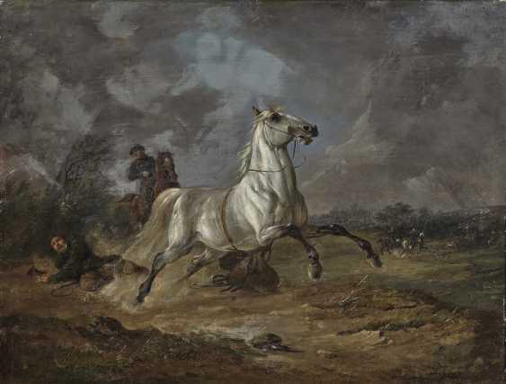 Karl Friedrich Schulz, called Jagdschulz - The riding accident - photo 1