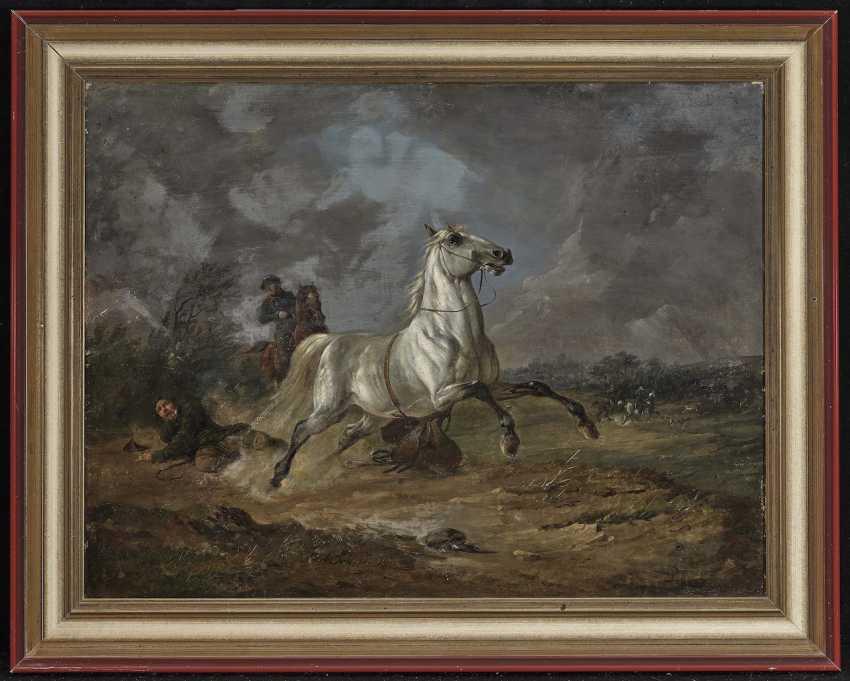 Karl Friedrich Schulz, called Jagdschulz - The riding accident - photo 2
