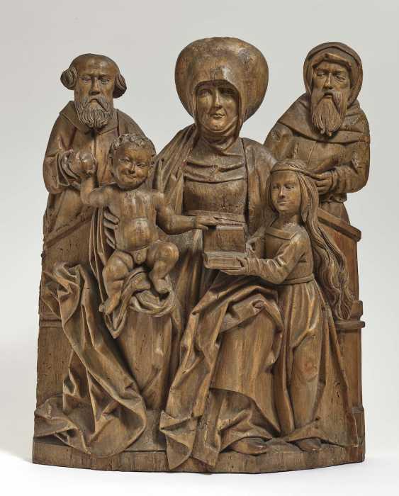 Saint Daniel Mauch clan (around 1477 Ulm - 1540 Liège), circle around 1510 - photo 1