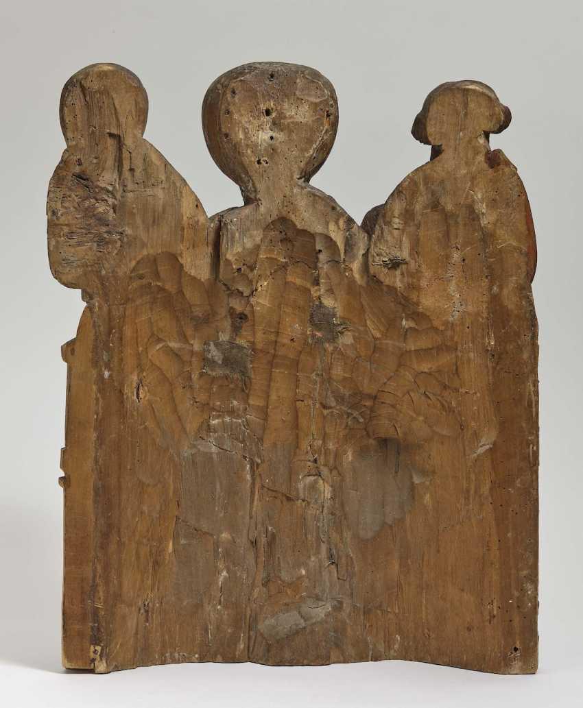 Saint Daniel Mauch clan (around 1477 Ulm - 1540 Liège), circle around 1510 - photo 2