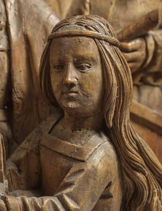 Saint Daniel Mauch clan (around 1477 Ulm - 1540 Liège), circle around 1510 - photo 5