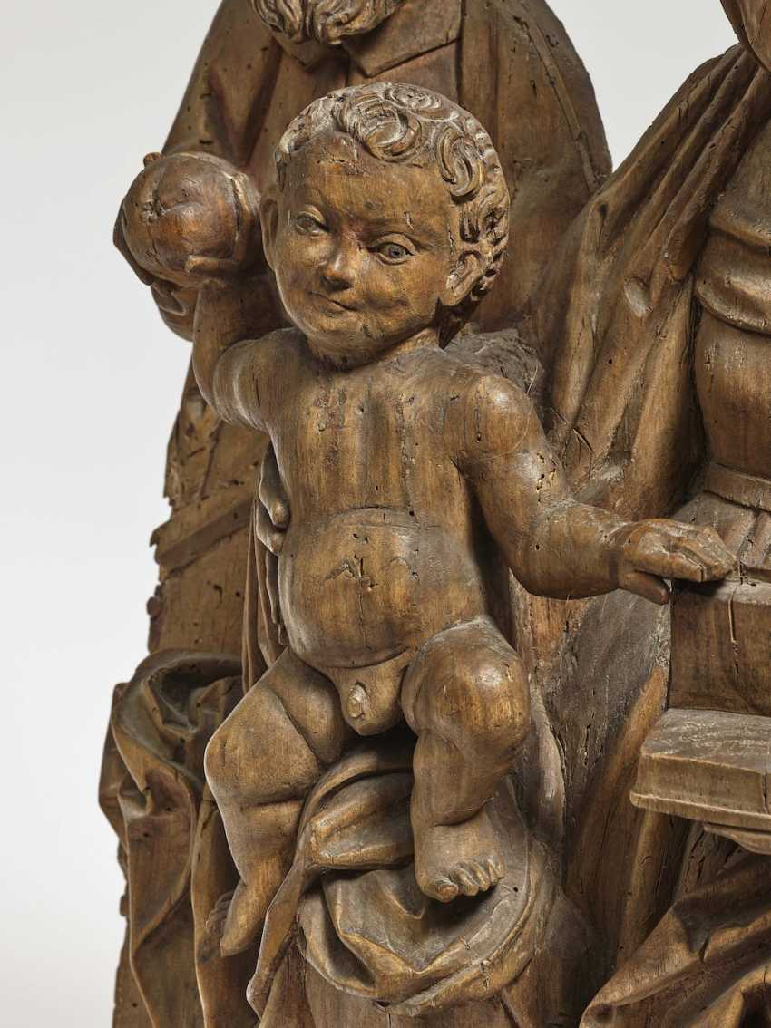 Saint Daniel Mauch clan (around 1477 Ulm - 1540 Liège), circle around 1510 - photo 7