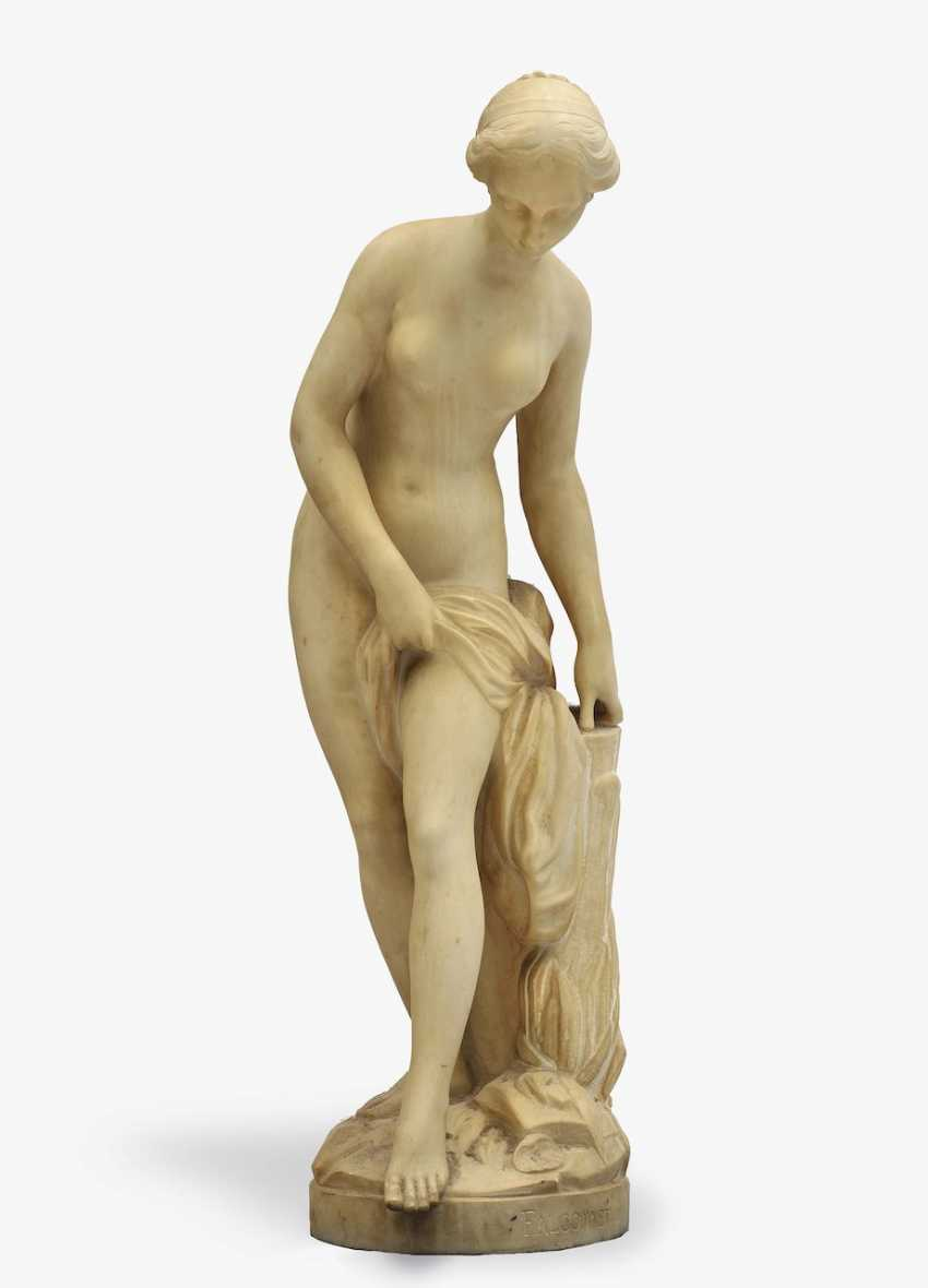 Bathers Based on the famous Etienne-Maurice Falconet sculpture in the Louvre from around 1750 - photo 1