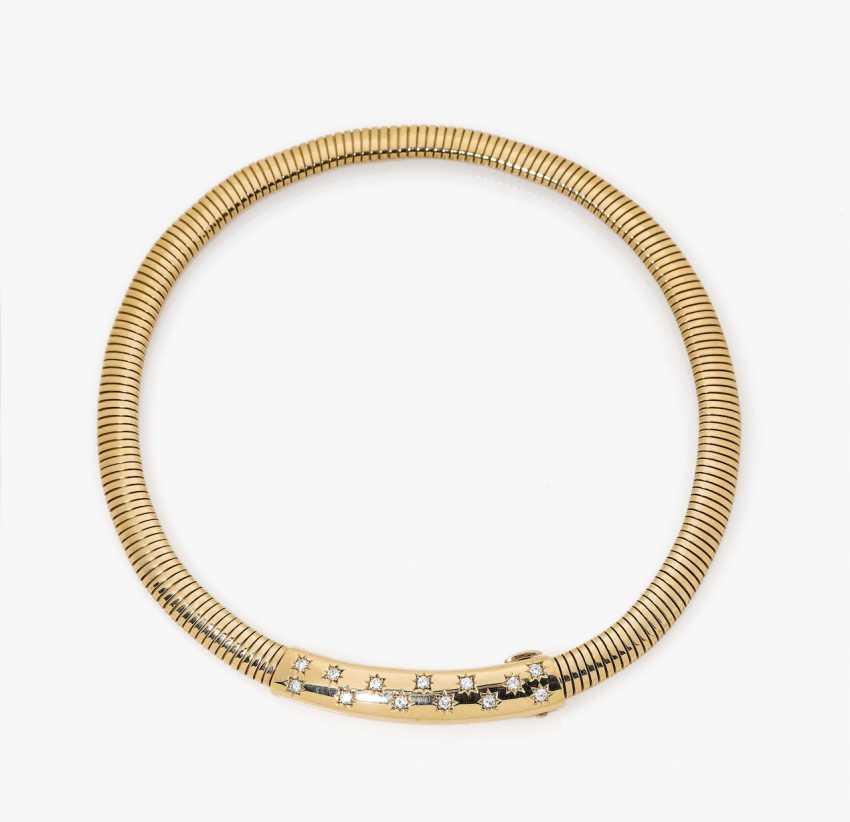 Necklace with diamonds New York, around 1950, TIFFANY - photo 1