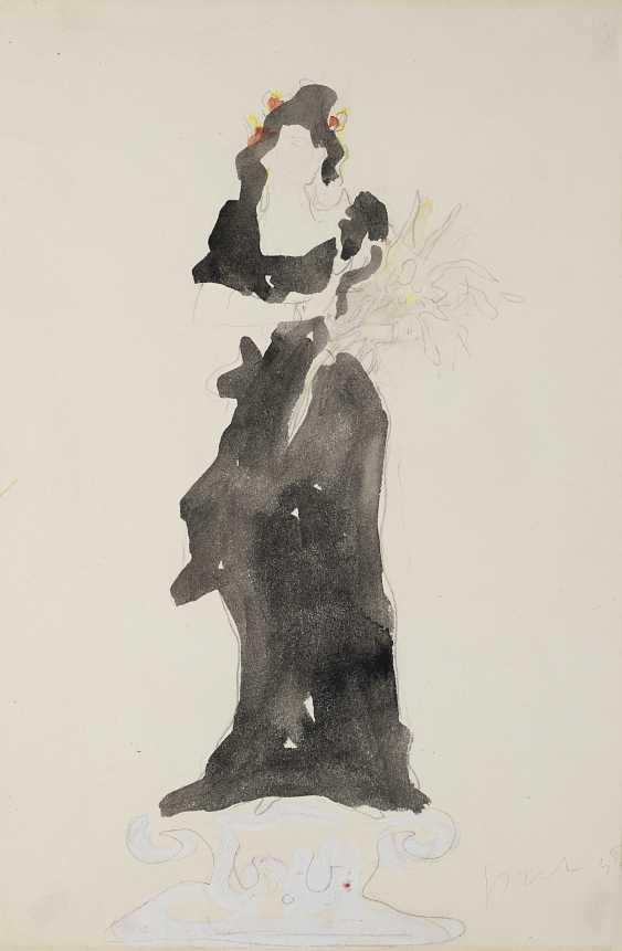 Estate (Studio per scultura) 1948  - photo 1