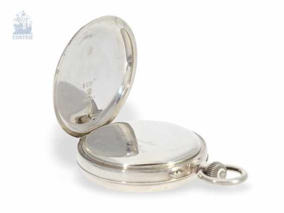 "Pocket watch: extremely rare Observation chronometers, Ulysse Nardin, Locle & Genève, ""Chronometre"", No. 19772, circa 1925 - photo 2"