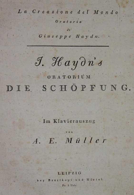 Haydn, J. - photo 1