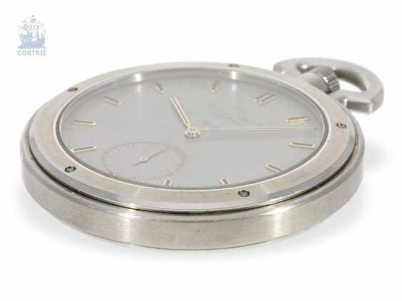 """Pocket watch: extremely rare IWC Schaffhausen """"Ingenieur SL"""", Ref. 5215, Cal. 9520, CA. 1985 - photo 3"""