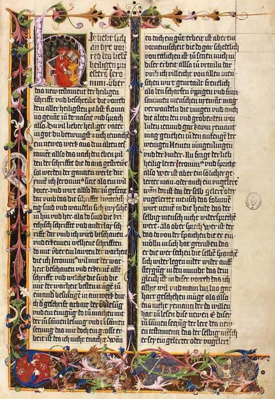 Ottheinrich Bible, The. - photo 2