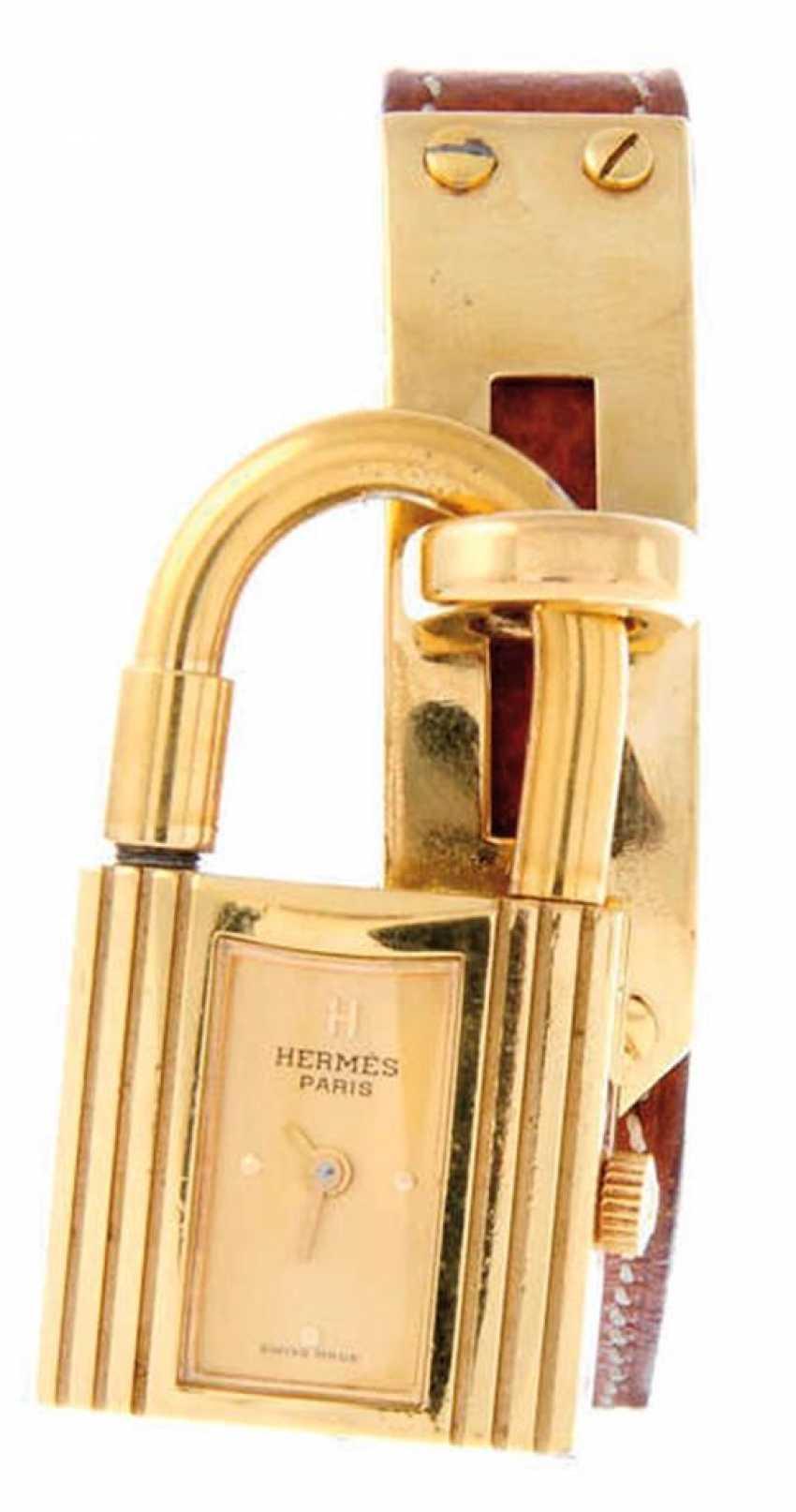 Hermès Damenarmbanduhr - photo 1