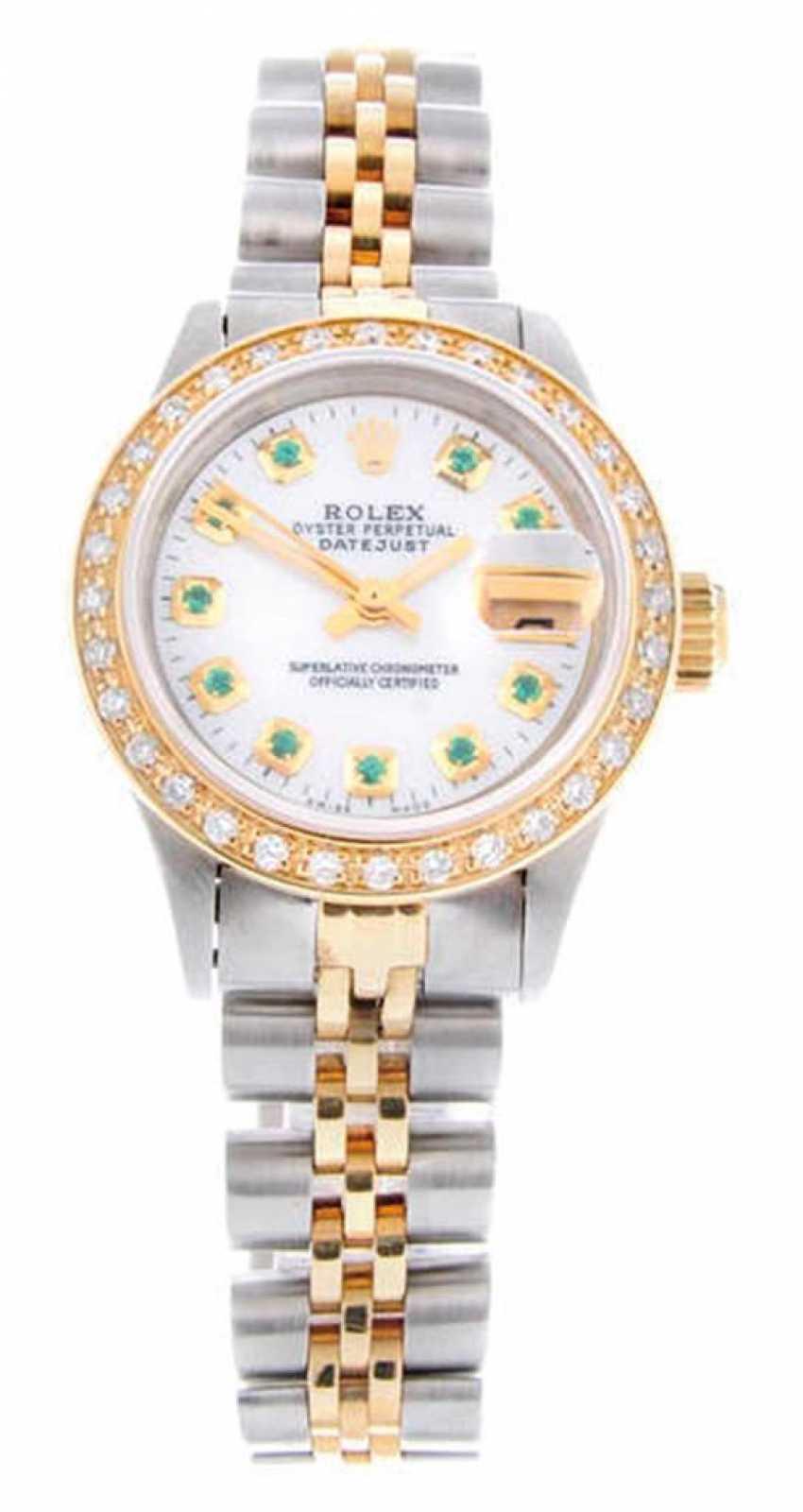 Rolex Damenarmbanduhr. - photo 1