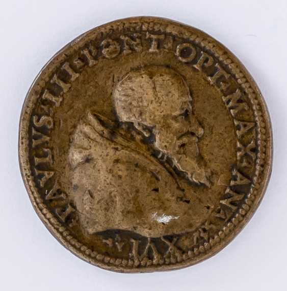 Paul III - Restaurierung von Tusculum - photo 1