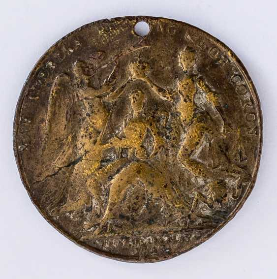 Maria Theresa crowned by Fama and Justice - photo 1