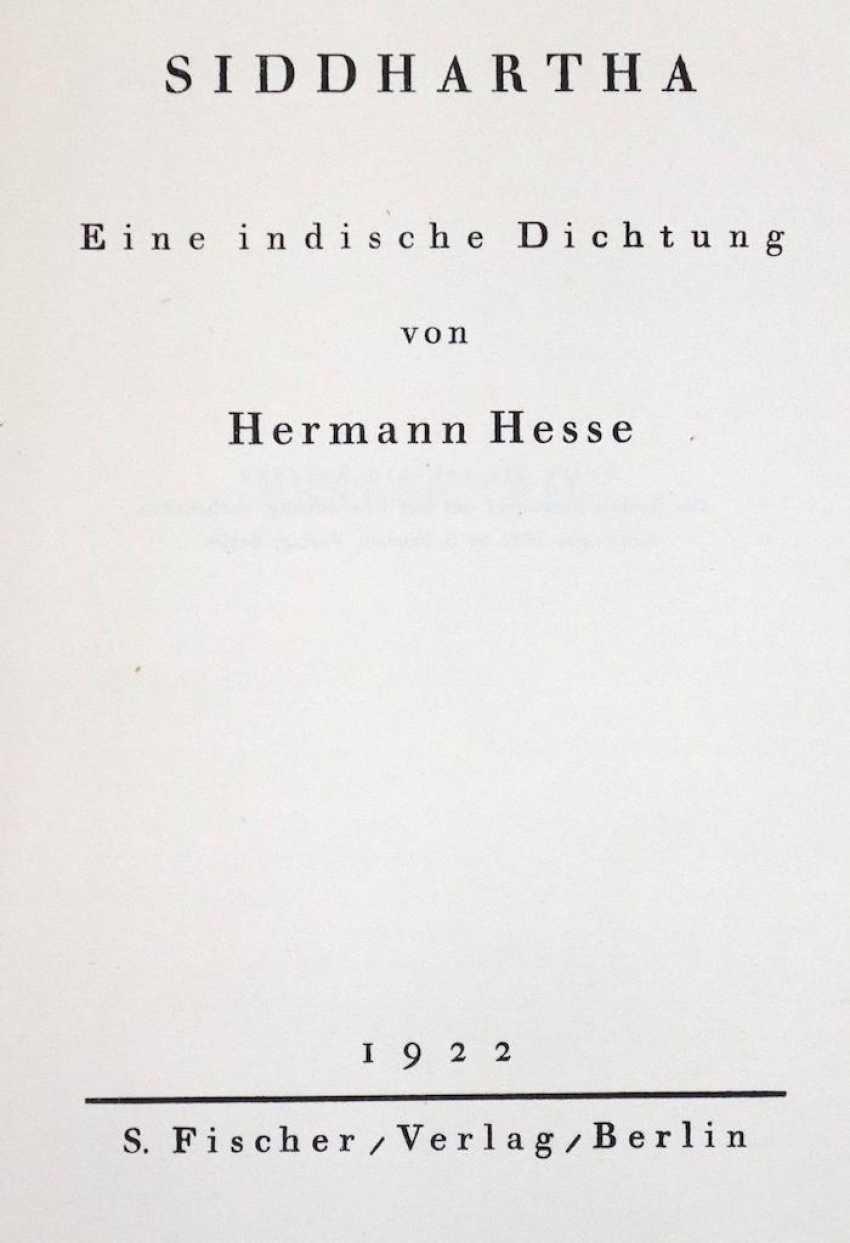 Hesse, H. - photo 1